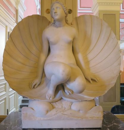 Aphrodite After Her Birth